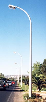 Lighting Columns
